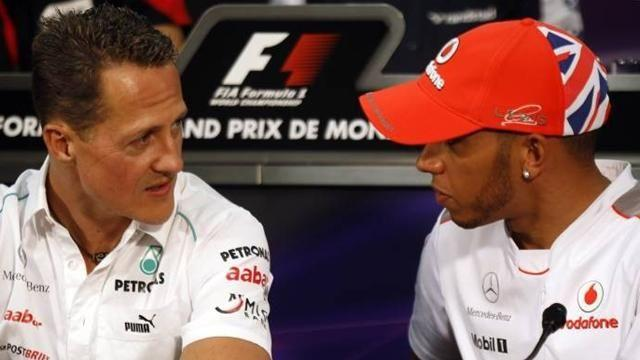 Schumacher still motivated despite Hamilton news