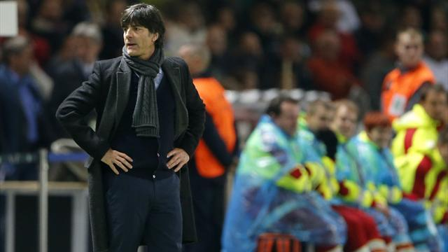 Bundesliga - Loew: Germany must learn from Sweden capitulation