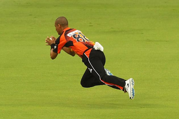 Big Bash League - Semi Finals: Scorchers v Stars