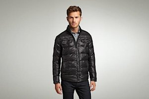 Puffer jacket from Kenneth Cole