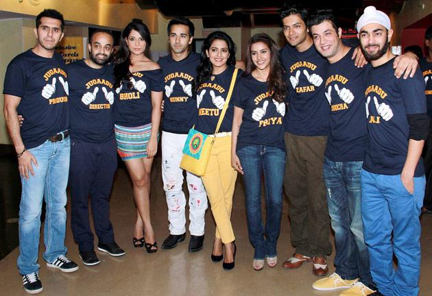 Meet the Fukrey gang