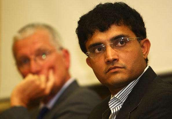 Sourav Ganguly will have a stand named after him at the Eden Gardens