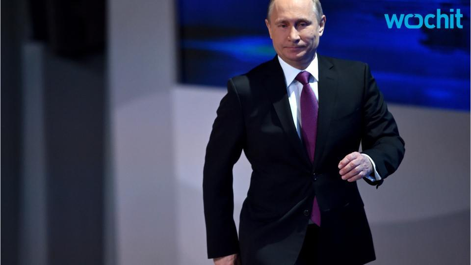Poll: 81 percent back Putin even as ruble falls