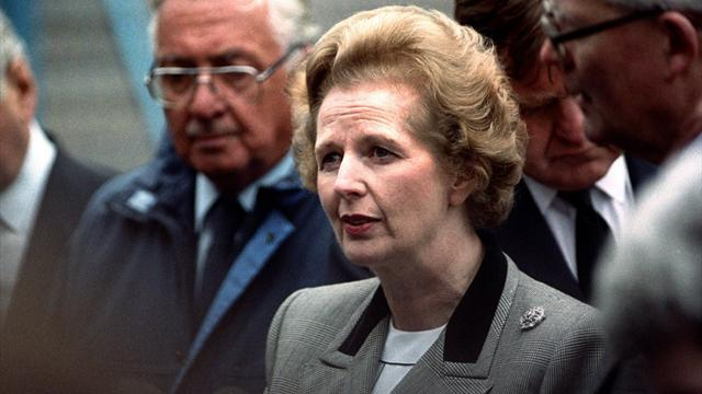 Premiership - Clubs to hold minute's silence for Thatcher