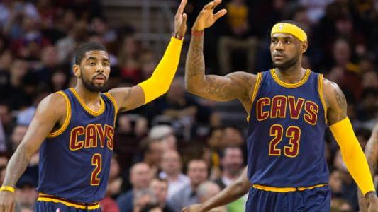 La nuit NBA au crible : Cleveland et James surclassent les Warriors