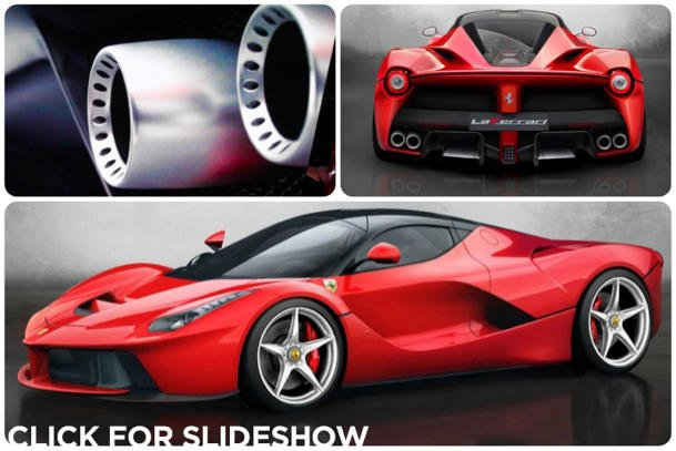 Fastest Ferrari Ever Built 3