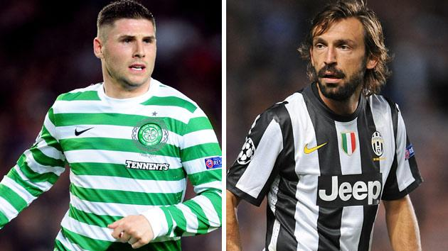 Juventus far too strong for Celtic