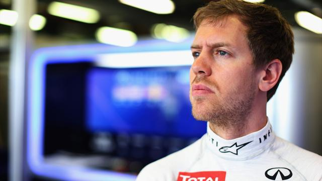 Formula 1 - Vettel's winning streak ends in dismal fashion