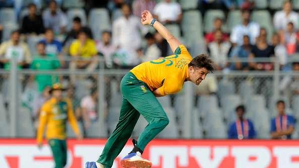 Reports: David Wiese set to end his international career after closing in on Kolpak deal with Sussex