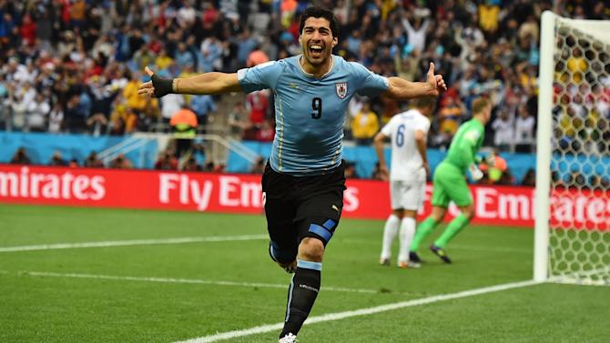 "World Cup - Labour MP calls Suarez a ""racist, violent, cheat"""