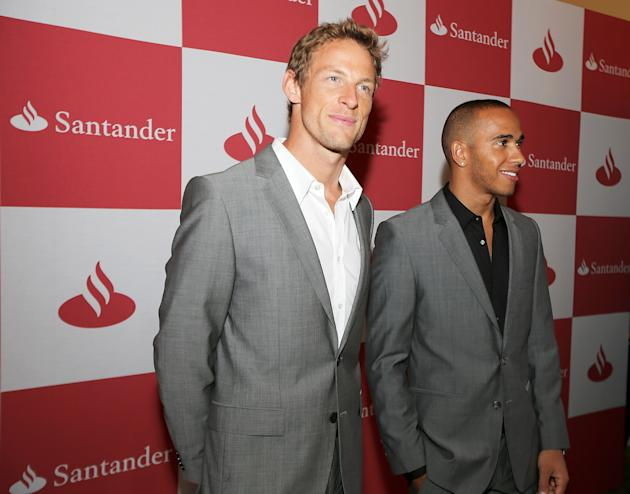 The Launch of the London Grand Prix by Santander at the Royal Automobile Club London