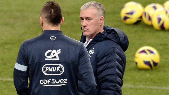 World Football - Deschamps: Benzema still has plenty to offer
