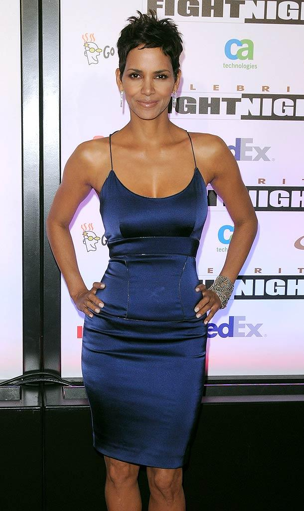 Halle Berry Muhammad Ali Fight Night