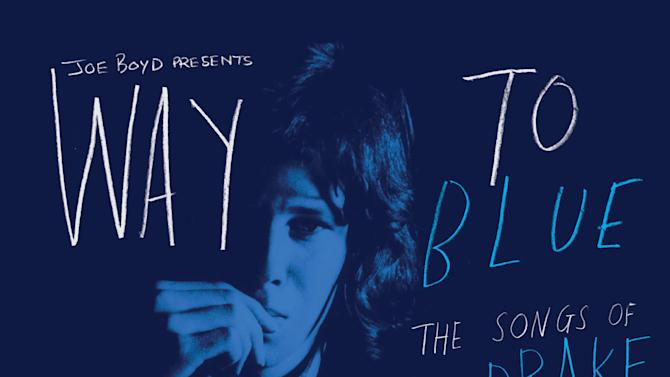 """This CD cover image released by StorySound Records shows the tribute album """"Way To Blue - The Songs Of Nick Drake,"""" by various artists. (AP Photo/StorySound Records)"""