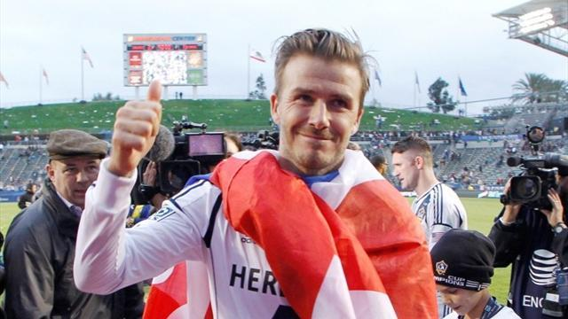 Concacaf Football  - Beckham considering Miami as MLS franchise