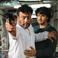 Arjun Kapoor-Jackie Shroff Bonded Over Cars On 'Aurangzeb' Sets