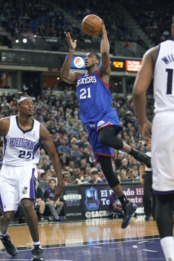 Sixers beat Kings 113-104 for 3rd straight victory