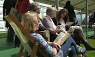 Hay Festival Embraces Reading Revolution