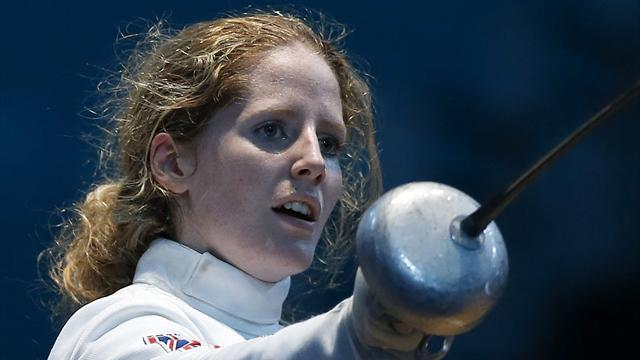 Lawrence looks to future after Olympic fencing exit