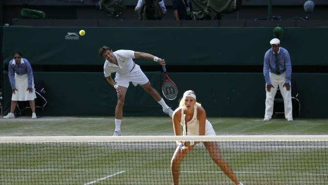 Tennis - 2013 Wimbledon Championships - Day Thirteen - The All England Lawn Tennis and Croquet Club