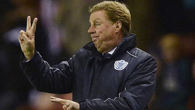 Premier League - Redknapp to remain as manager of QPR