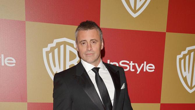 InStyle And Warner Bros. Golden Globe Party - Arrivals: Matt LeBlanc