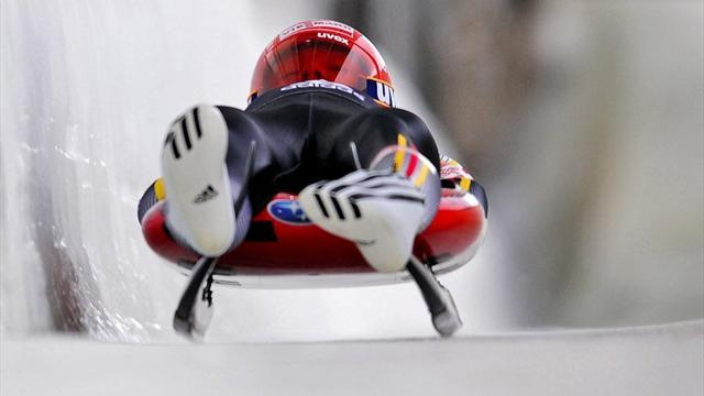 Luge - Loch takes control of World Cup with Whistler win