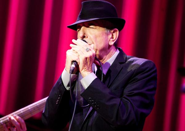 Leonard Cohen Adds U.S. Dates to 'Old Ideas' Tour