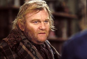 Brendan Gleeson in Miramax's Cold Mountain