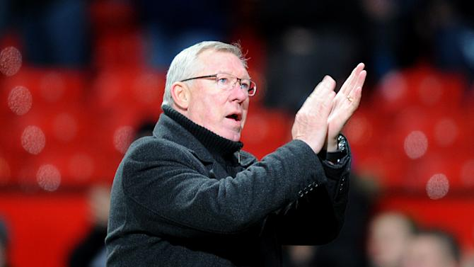 Sir Alex Ferguson is happy with Manchester United's start to the season