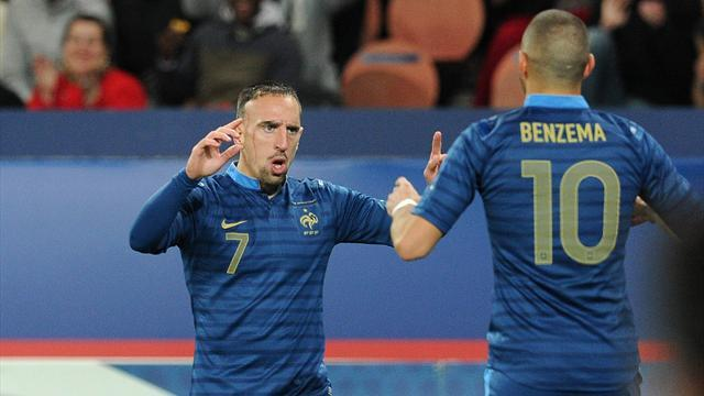 Ligue 1 - Ribery and Benzema sex trial adjourned, says French court