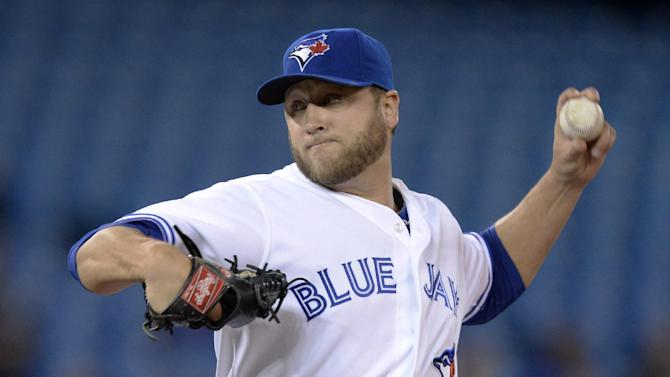 Ortiz homers as Red Sox rout Blue Jays 8-1