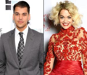 Rob Kardashian Accuses Rita Ora of Cheating?