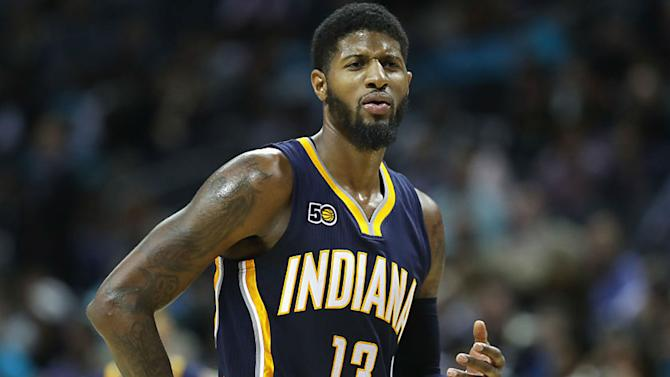 NBA trade rumors: Pacers evaluating market for star forward Paul George