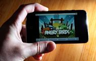 """An image of the popular video game """"Angry Birds"""" is displayed on an iPod Touch, 2011. Rovio, the Finnish makers of the world's most-downloaded mobile app """"Angry Birds"""", will seek a stock market listing by the end of 2013, chief financial officer Mikko Setala said in an interview"""