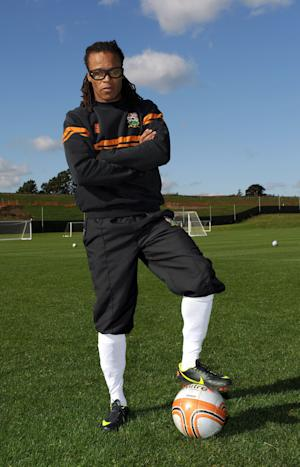 Edgar Davids' tenure as joint head coach got off to a disappointing start