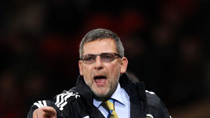 Craig Levein remains upbeat about Scotland's World Cup hopes