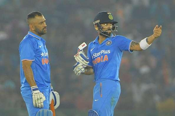 5 highest Virat Kohli-MS Dhoni partnerships in limited-overs cricket