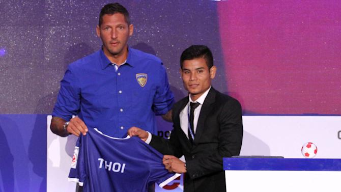Indian Super League: Materazzi - I have learnt not to always listen to the players