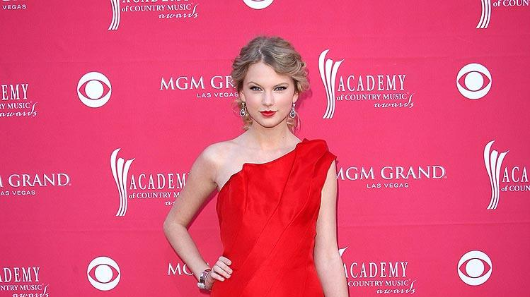 Swift Taylor ACM Aw