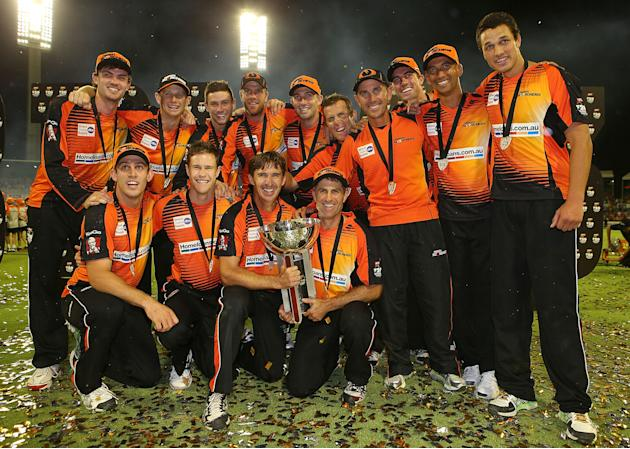 Big Bash League - Big Final: Scorchers v Hurricanes