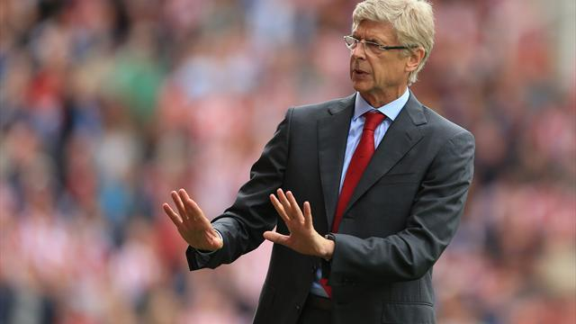 Premier League - Wenger: I'm sick of never winning anything