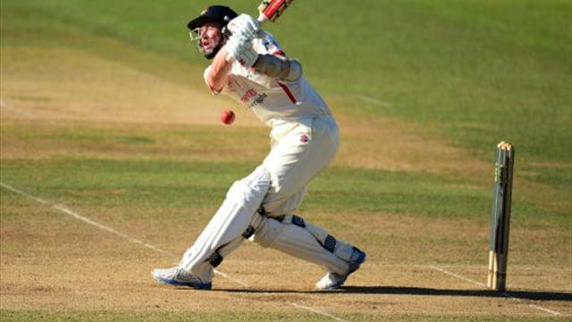 Lancashire relegated after loss at Middlesex