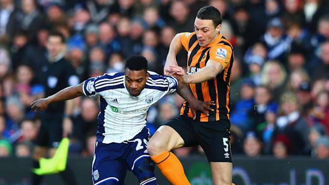 Video: West Bromwich Albion vs Hull City