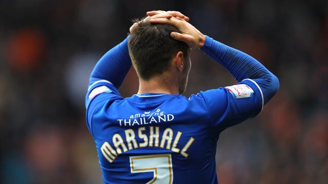 Championship - Marshall completes Rovers switch