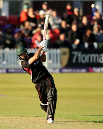 Cricket - NatWest T20 Blast - Leicestershire Foxes v Durham Jets - Grace Road