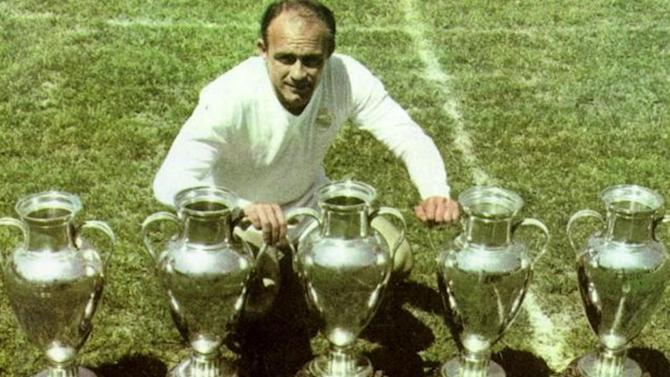 Liga - The life and times of Alfredo Di Stefano