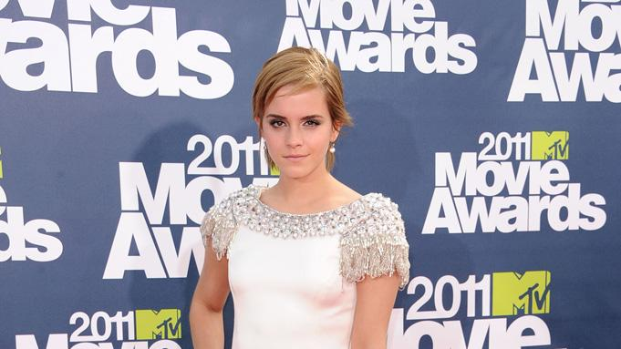 2011 MTV Movie Awards Emma Watson