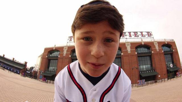 Atlanta Kid Raps in Bar Mitzvah Save-the-Date Video