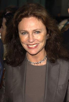 Jacqueline Bisset at the Beverly Hills premiere of Paramount's Serving Sara